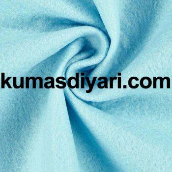 açık mavi keçe kumaş