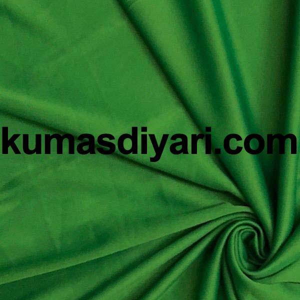açık yeşil interlok kumaş