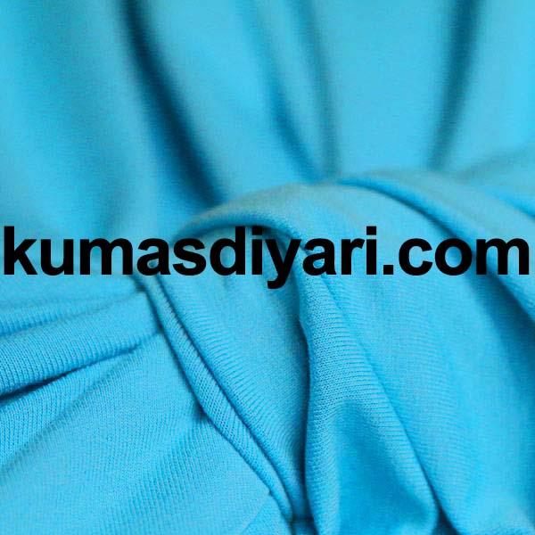 aqua mavi sandy kumaş