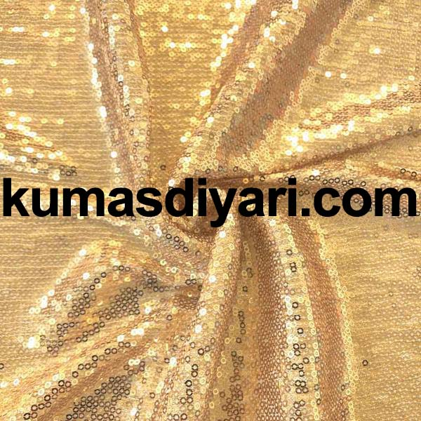 beyaz altın payet kumaş 3mm