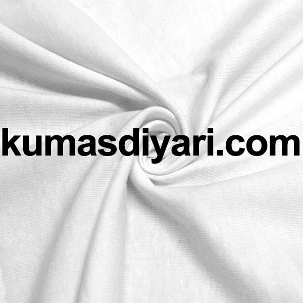 beyaz jarse kumaş