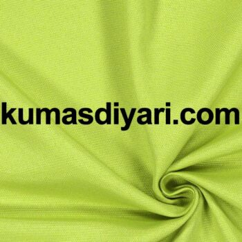 fıstık yeşili duck bezi kumaş