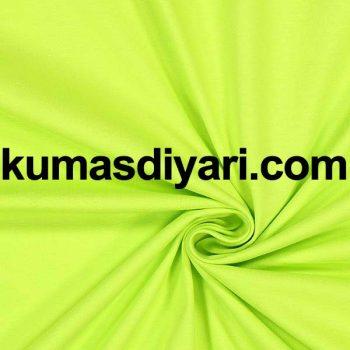 fıstık yeşili penye kumaş