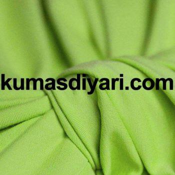 fıstık yeşili sandy kumaş