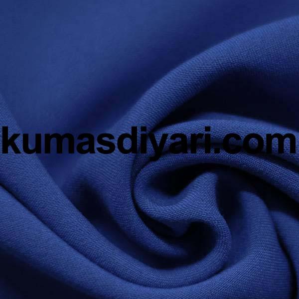 kobalt gabardin kumaş