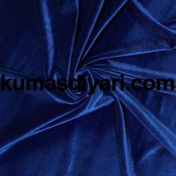 koyu mavi kadife kumaş