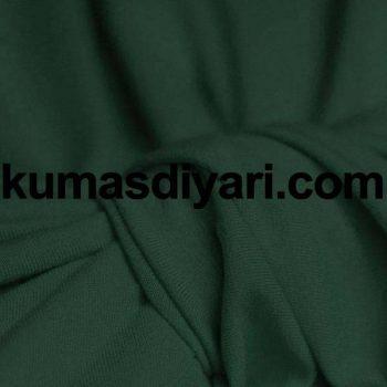 koyu yeşil sandy kumaş