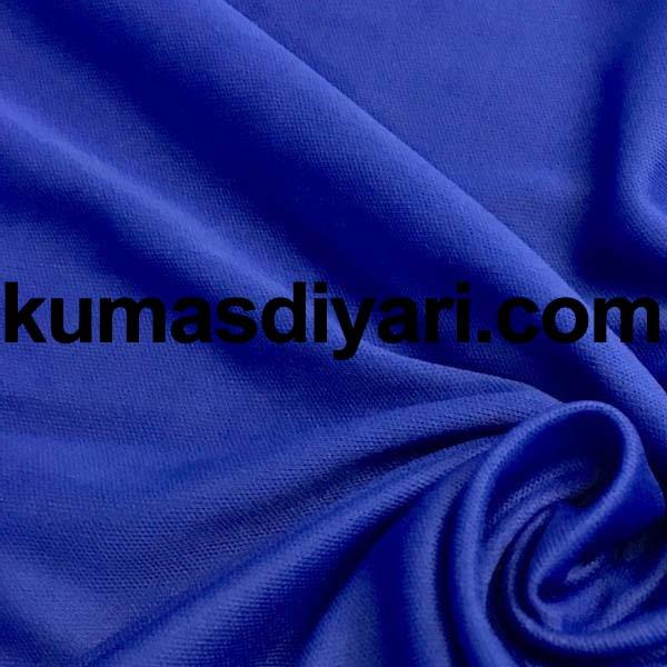 mavi interlok kumaş