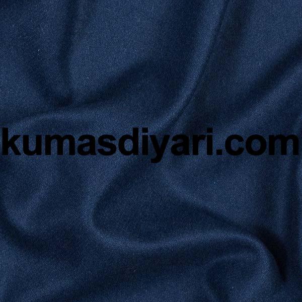 mavi kaşmir kumaş