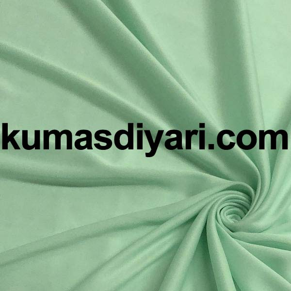 mint yeşili interlok kumaş