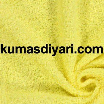 sarı havlu bornoz kumaş