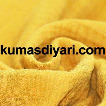 sarı müslin kumaş