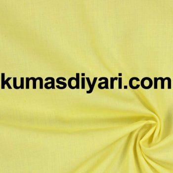 sarı poplin kumaş