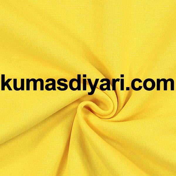 sarı üç iplik kumaş