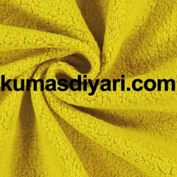sarı welsoft kumaş