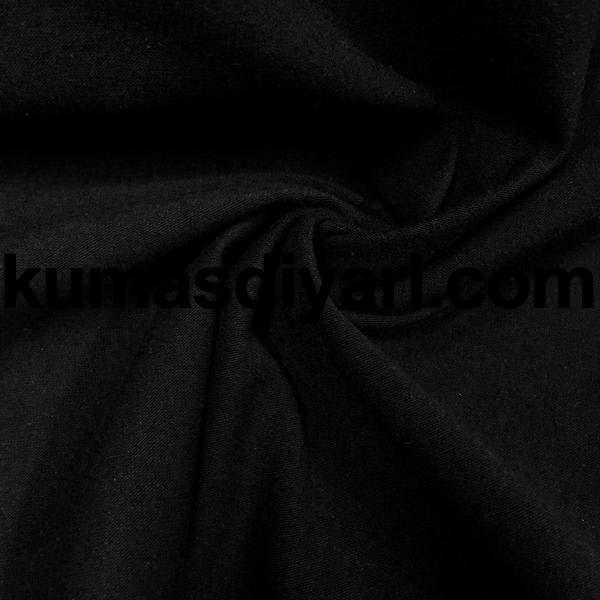 siyah jarse kumaş