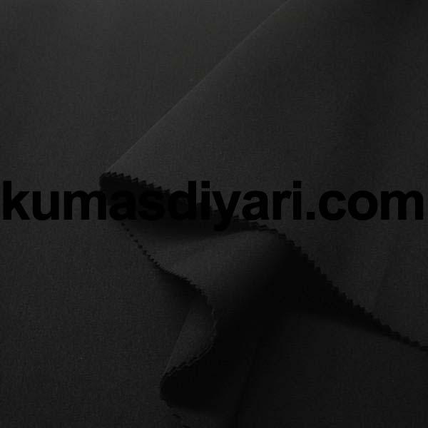 siyah puf dalgıç kumaş