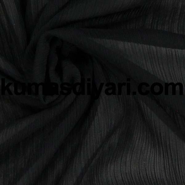 siyah şile bezi kumaş