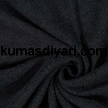 siyah welsoft kumaş