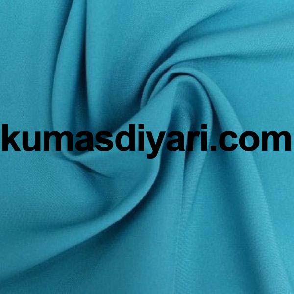 turkuaz poplin kumaş