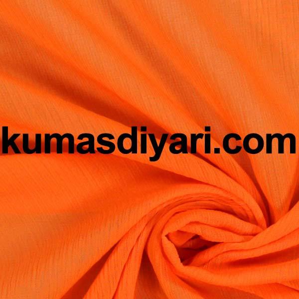 turuncu şile bezi kumaş