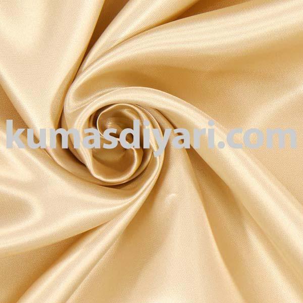 sarı atlas kumaş