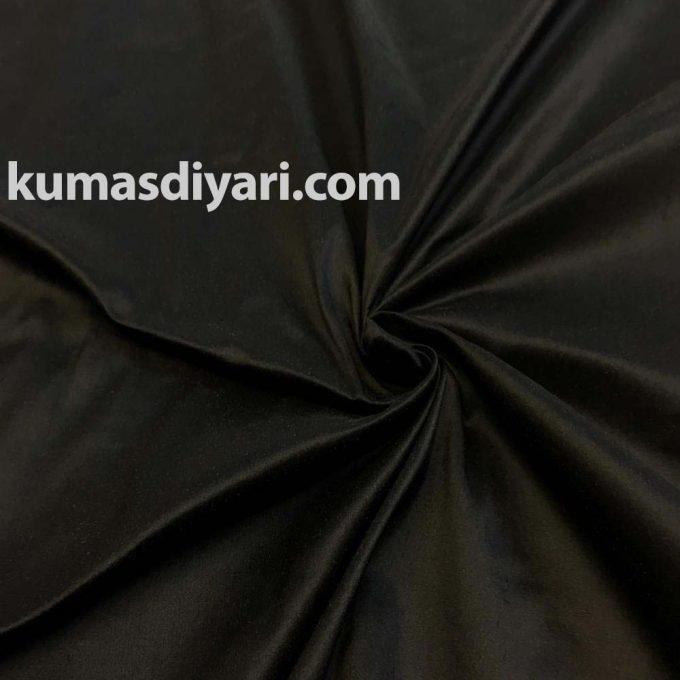 siyah şantuk kumaş