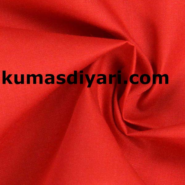 kırmızı alpaka kumaş