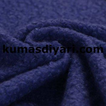 koyu mavi buklet kumaş