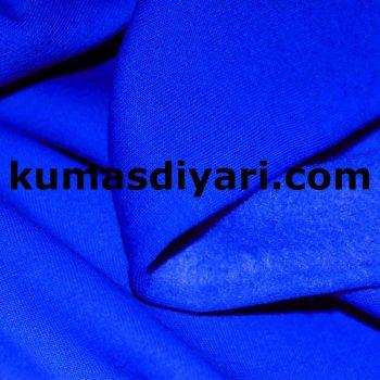mavi üç iplik kumaş
