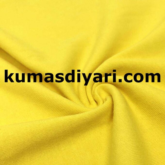 neon sarı kaşkorse kumaş