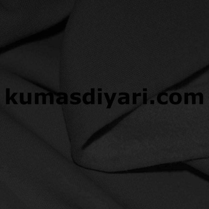 siyah üç iplik kumaş