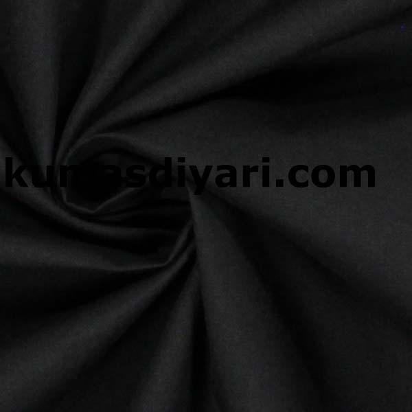 siyah alpaka kumaş