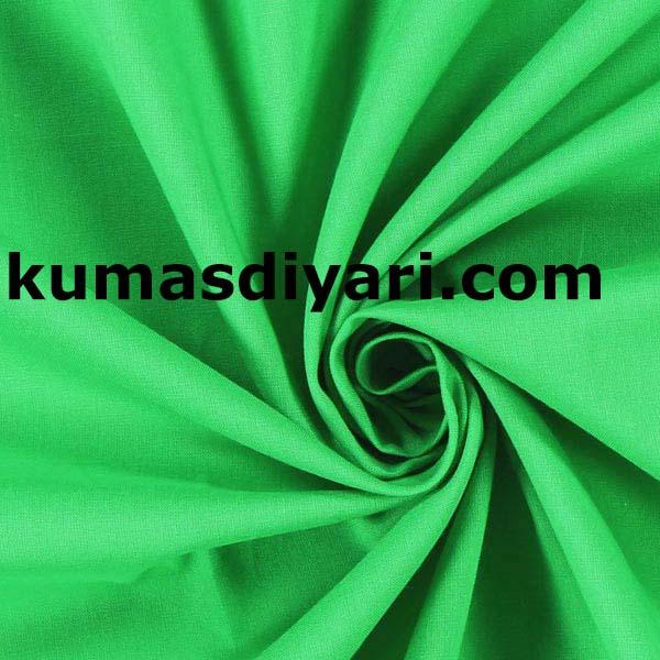 yeşil alpaka kumaş
