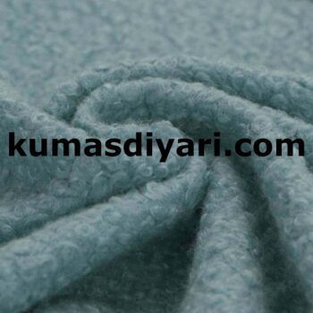 yosun yelşili buklet kumaş