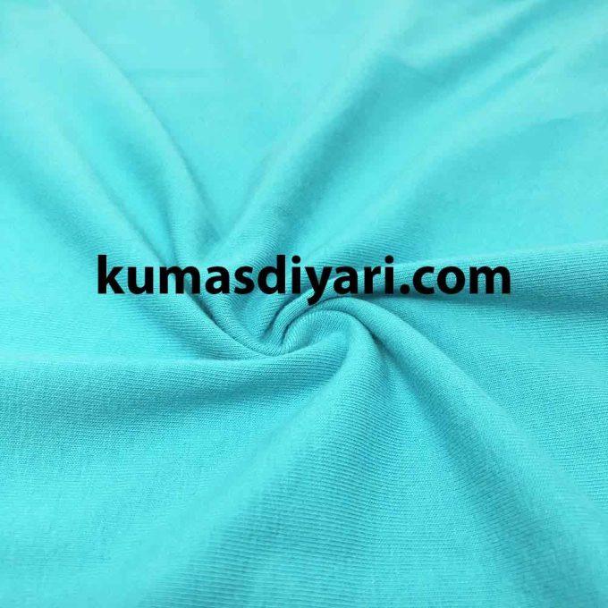aqua mavisi likralı süprem kumaş çeşitleri ve modelleri kumasdiyari.com da