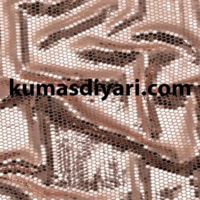 bakır petek parlak kumaş çeşitleri ve modelleri kumasdiyari.com da