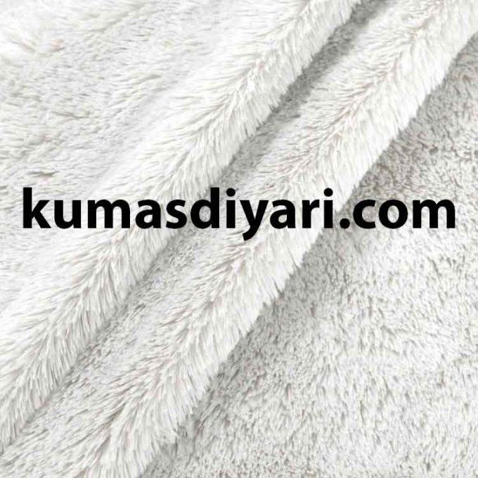 beyaz çinçilla peluş kumaş çeşitleri ve modelleri kumasdiyari.com da