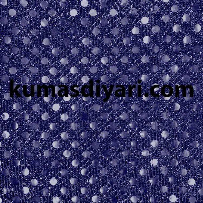 lacivert noktalı payet kumaş çeşitleri ve modelleri kumasdiyari.com da