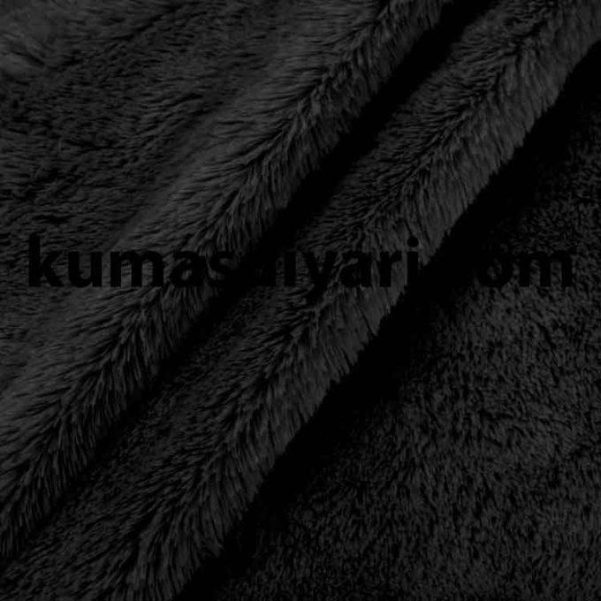 siyah çinçilla peluş kumaş çeşitleri ve modelleri kumasdiyari.com da