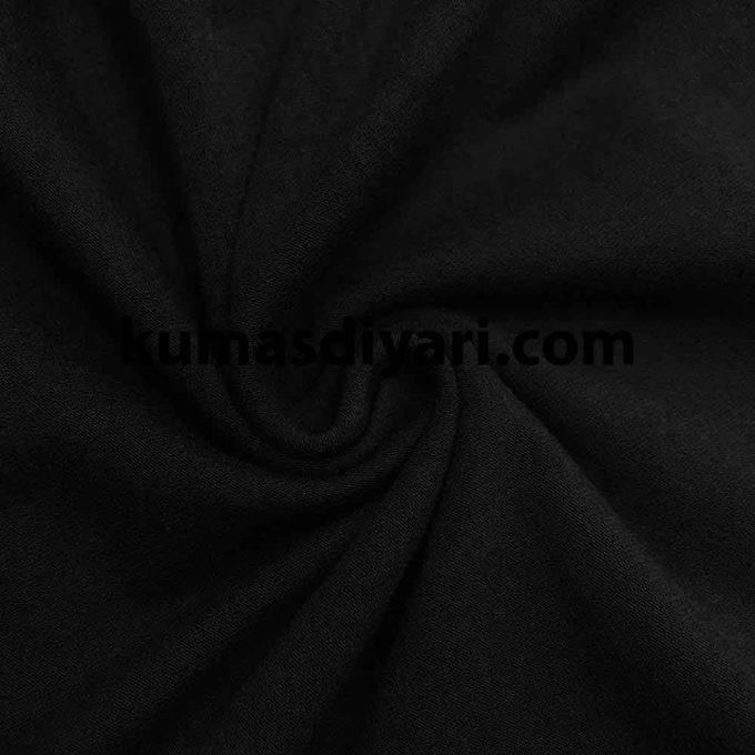 siyah likralı süprem kumaş çeşitleri ve modelleri kumasdiyari.com da